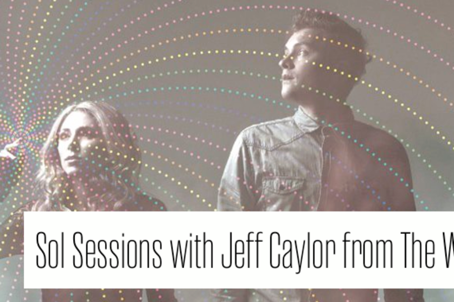 Jeff Caylor from The Weathering: Performing With Ableton Live